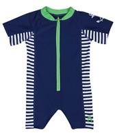 Cabana Life Boys' Anchor L/S Sunsuit (3-24mos)