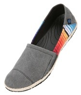 Ocean Minded Women's Espadrilla Washed Printed 2 Slip On