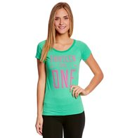 Oiselle Women's Tabloid Half Marathon Running Raglan