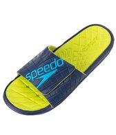 Speedo Men's Exsqueeze Me Rip Slide