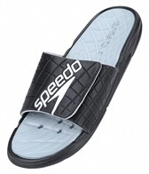 Speedo Women's Exsqueeze Me Rip Slide Sandal