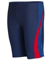 Speedo Endurance + Water Grid Jammer Swimsuit