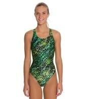 Speedo PowerFLEX Shatter Skin Super Pro Swimsuit
