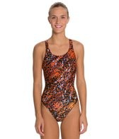 Speedo PowerFLEX Shatter Skin Super Pro Swimsuit