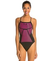 Speedo Hydralign Cross Back One Piece Swimsuit