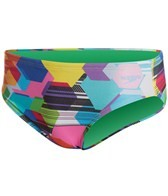 Speedo Poly Gone Brief Swimsuit
