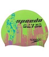Speedo Speedtron Silicone Swim Cap