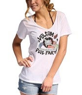 Volcom Do Rad V Neck Tee