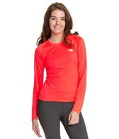 The North Face Women's L/S Reaxion Amp Running Tee