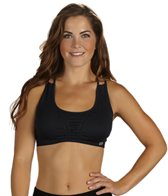 Marika Seamless Double Strap Yoga Sports Bra