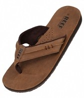 Reef Men's Reef Marbea Leather Flip Flop