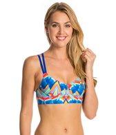TYR Ediza Lake Bralette with Double Strap Bikini Top
