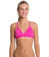 TYR Solids Triangle Tie Back Bikini Top