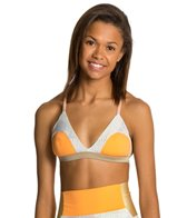 Seea Leucadia Limestone Triangle Bikini Top