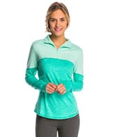 Brooks Women's Essential Running L/S 1/2 Zip III