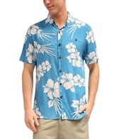 Billabong Men's Luau Short Sleeve Shirt