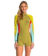 Billabong Women's Spring Fever Long Sleeve Spring Suit Wetsuit