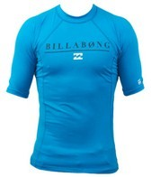 Billabong Boys' All Day Short Sleeve Rashguard