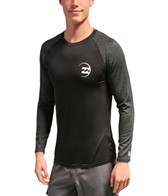 Billabong Men's Iconic Long Sleeve Surf Tee