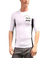 Billabong Men's Orbit Short Sleeve Rashguard