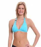 Lole Lanai Solid Halter Bikini Top