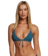 Lole Cebu Cross Back Triangle Bikini Top