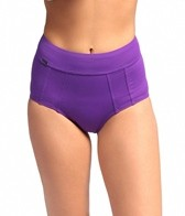 Lole Matira Solid High Waisted Bikini Bottom