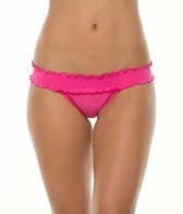 sofia-solid-rocotto-rouche-banded-bottom