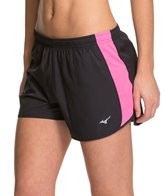 Mizuno Women's Mustang 4.0 SQ Running Shorts
