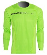 Mizuno Men's Evolution L/S Running Tee