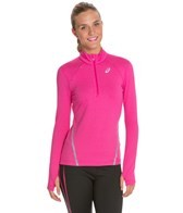 Asics Women's Thermopolis LT 1/2 Zip Running L/S