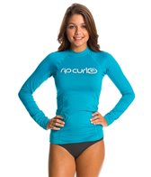 Rip Curl Women's Surf Team Long Sleeve Rashguard