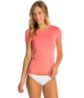 Rip Curl Women's Shorebreak Short Sleeve Surf Tee