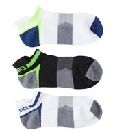 Asics Women's Quick Lyte Cushion Single Tab Running Socks