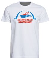 USMS Men's Classic Crew Neck Tee
