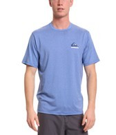 Quiksilver Men's Flagship Short Sleeve Loose Fit Surf Shirt