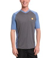 Quiksilver Waterman's Koloa Short Sleeve Loost Fit Surf Shirt