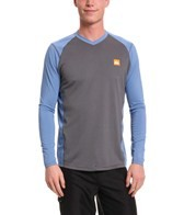 Quiksilver Waterman's Koloa Long Sleeve Loose Fit Surf Shirt
