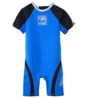 Quiksilver Boys' 1.5MM Syncro Back Zip Spring Suit