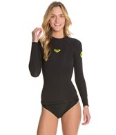 Roxy Women's 1.5MM Syncro Long Sleeve Wetsuit Jacket