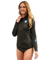 Roxy Women's SUP Hybrid Front Zip Paddle Jacket