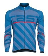 Castelli Men's Vertigo Long Sleeve Cycling Jersey