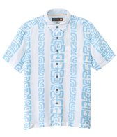 Quiksilver Waterman's Barbers Point Short Sleeve Shirt