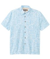 Quiksilver Waterman's Island Life Short Sleeve Shirt