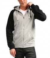 Quiksilver Men's Major Raglan 2 Zip Wetsuit Hoodie