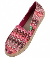 Sanuk Women's Funky Fiona Slip Ons
