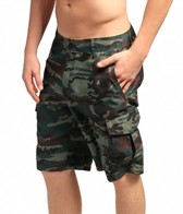 Rusty Men's Hold On Hybrid Boardshort Short