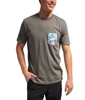 Rusty Men's Low Five Short Sleeve Tee