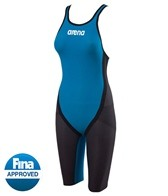 Arena Powerskin Carbon Flex Full Body Short Leg Open Back Tech Suit