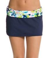 kenneth-cole-moonlit-roses-sash-swim-skirted-bikini-bottom